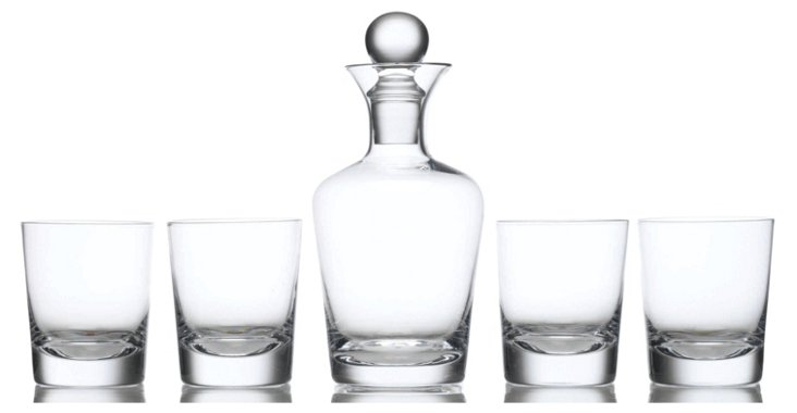 5-Piece Whiskey Set
