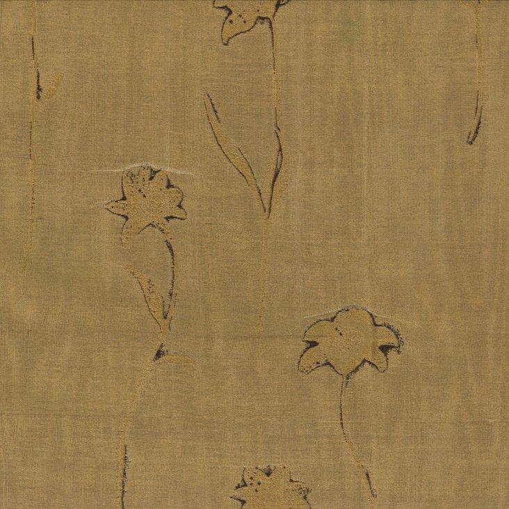 Orissa Silk Fabric, Copper