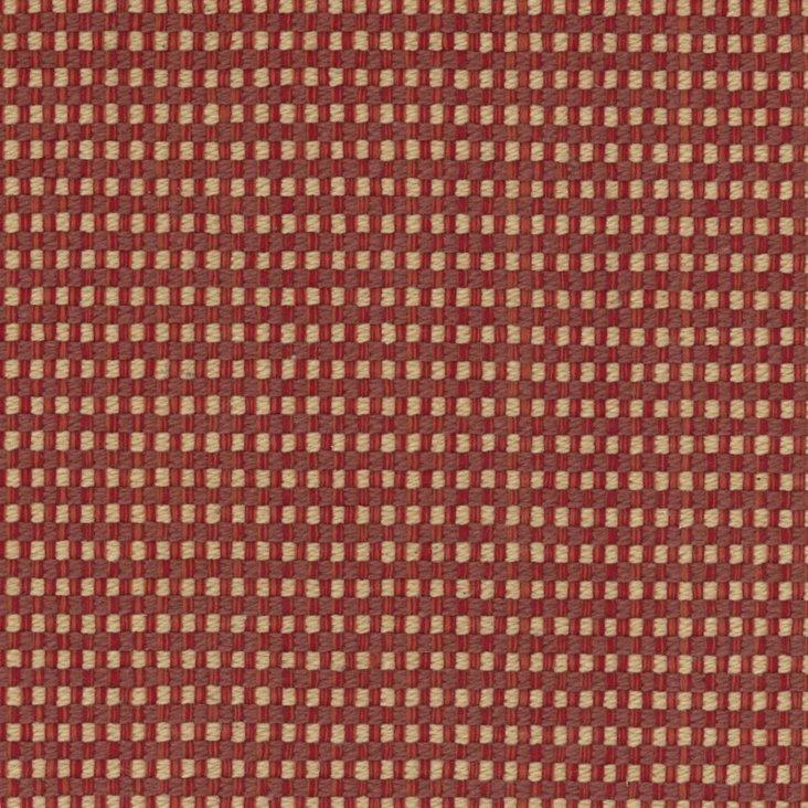 Cataloochee Fabric, Red