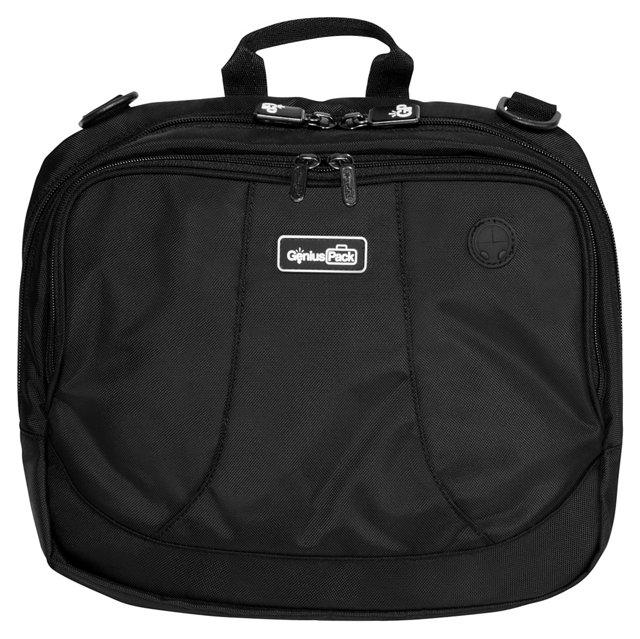 High Altitude Flight Bag, Black