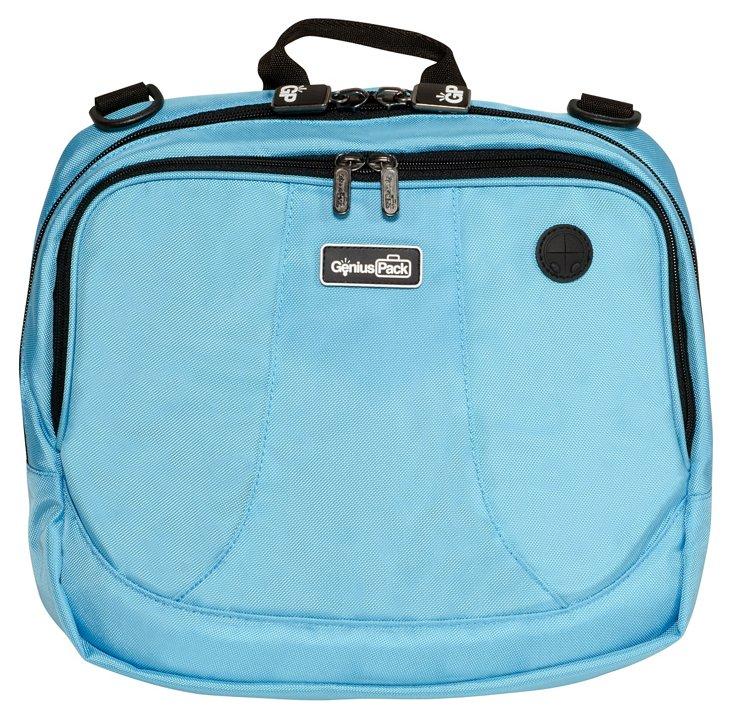 High Altitude Flight Bag, Blue