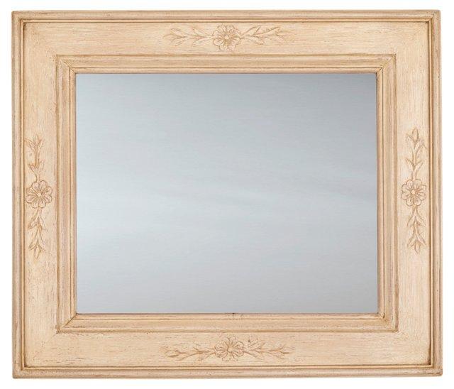 Charlotte Wall Mirror, Natural