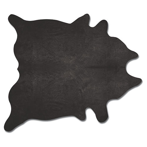 6'x7' Daisy Hide, Black