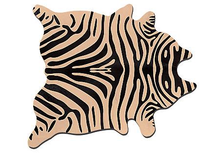 Trend Zebra Print Home Decor