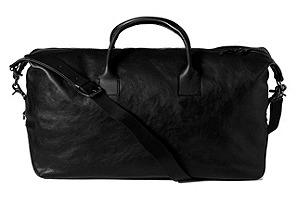 Haircalf Duffel Bag, Black