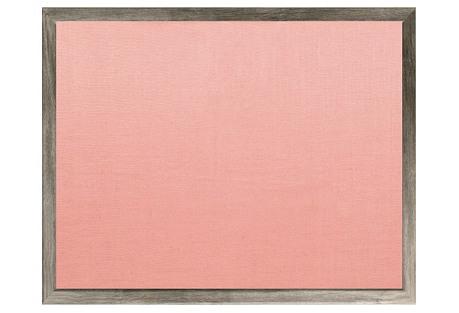 Barnwood Bulletin Board, Pink