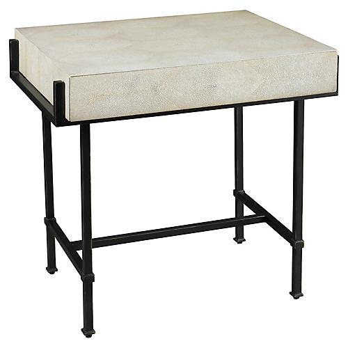 Simone Side Table, Taupe