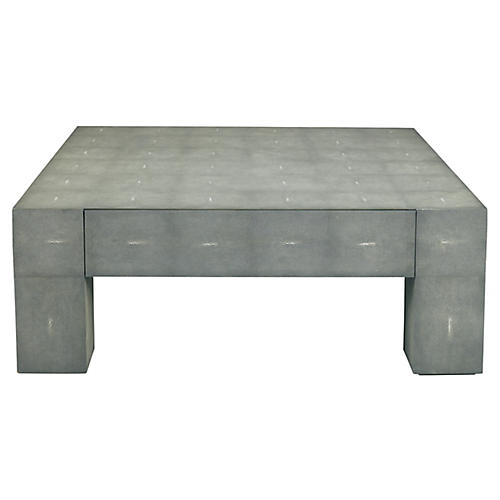 Gavin Coffee Table, Charcoal