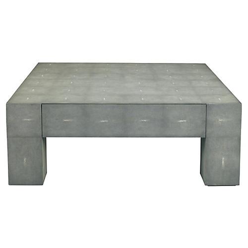 Gavin Coffee Table, Charcoal