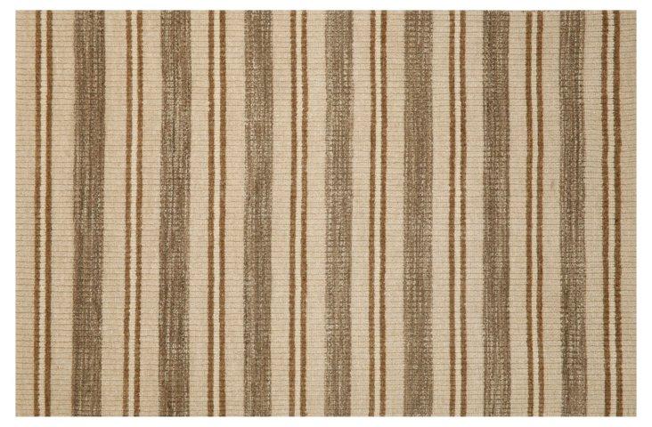 Birch Rug, Tan/Brown