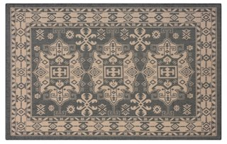 Taos Outdoor Rug Charcoal Rugs Under 400 Affordable Finds