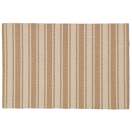 Posh Outdoor Rug, Beige