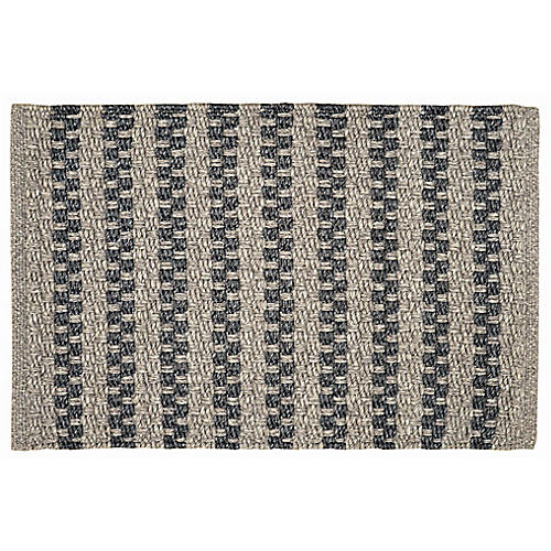 Miral Outdoor Rug, Gray