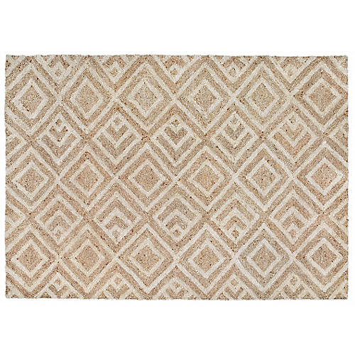 Ira Outdoor Rug, Natural