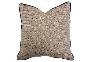 Chanel 20x20 Cotton Pillow, Cream