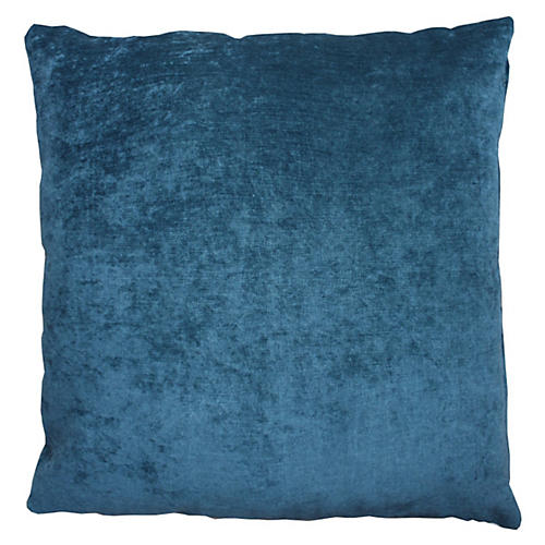Napa 20x20 Pillow, Teal