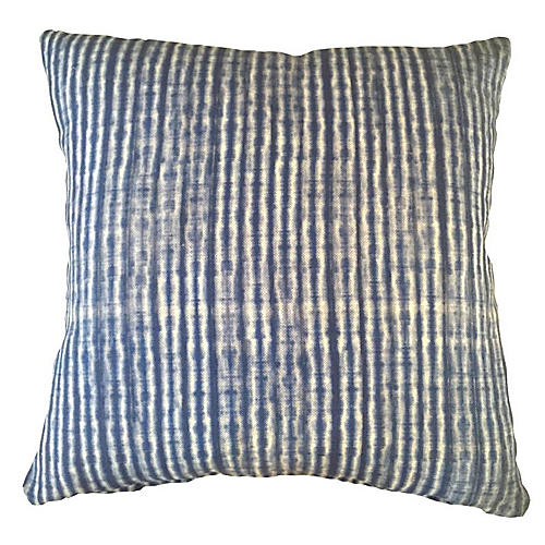 Westcott 20x20 Pillow, Blue