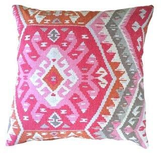 Suna 20x20 Pillow, Pink