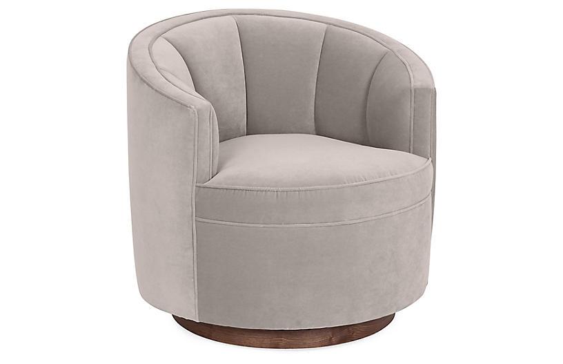 Jackie Swivel Chair