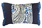 Marseille 14x20 Outdoor Pillow, White