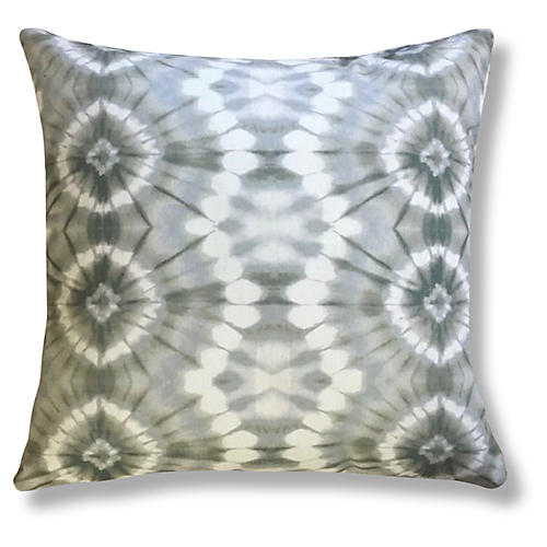 Nova 22x22 Indoor/Outdoor Pillow, Gray