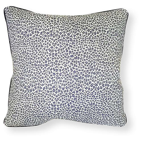 Kinsley 20x20 Outdoor Pillow, Indigo