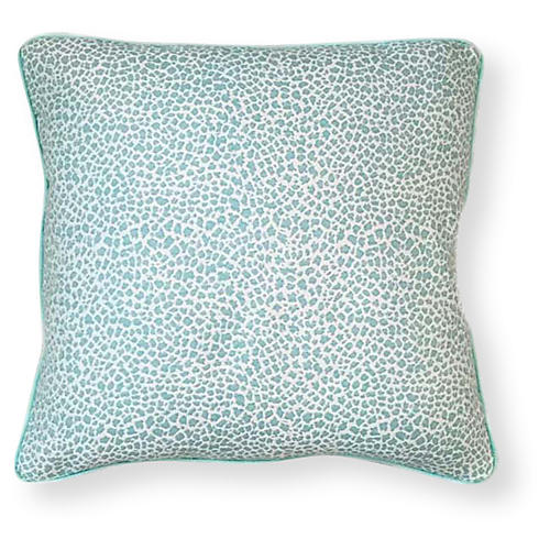Kinsley 20x20 Outdoor Pillow, Ocean