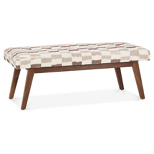 Bleeker Bench, Natural