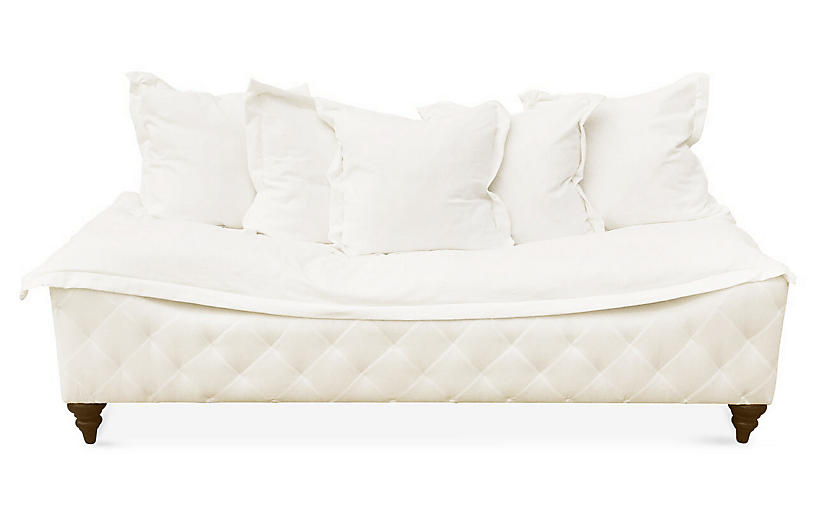 Birger Daybed, White