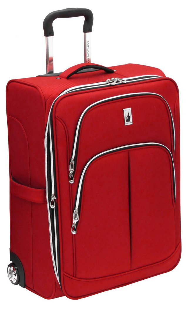 25'' Coventry Upright Trolley, Red