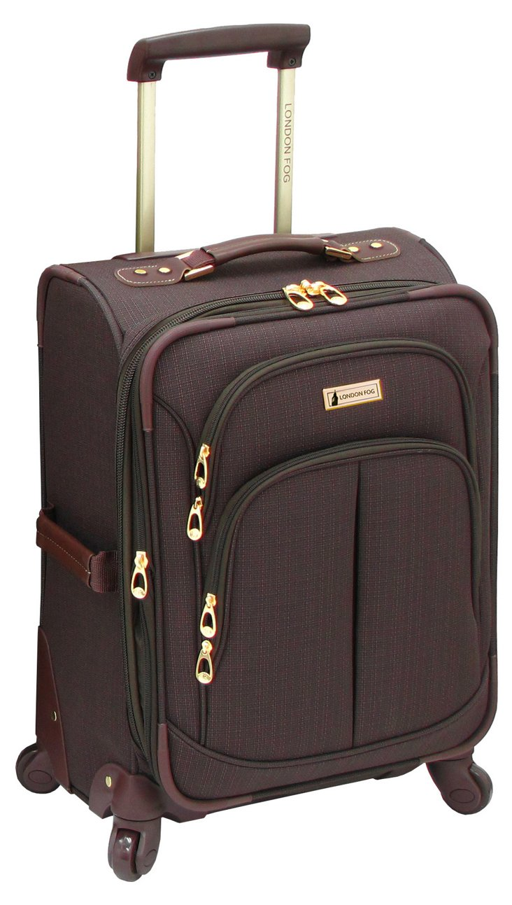 """20"""" Chatham Spinner Carry-On, Chocolate"""