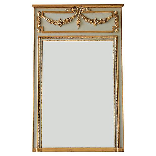 """Regent 40""""x64"""" Trumeau Wall Mirror"""