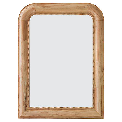 "Philippe 28""x38"" Mirror, Natural"