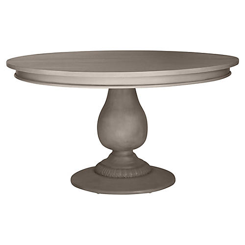 Charlotte Round Dining Table, Coco