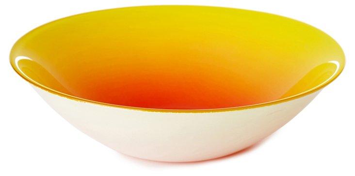 S/6 All-Purpose Bowls, Lemon Fizz