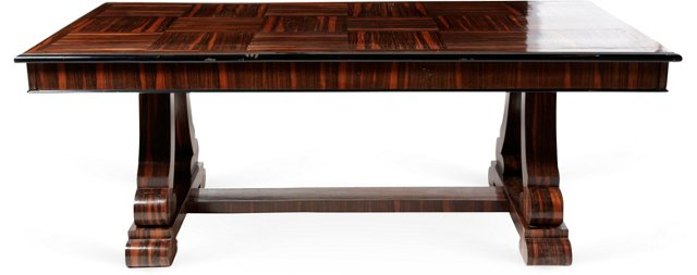 Trestle Dining/Center Table
