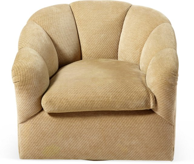 Channel Club Chair