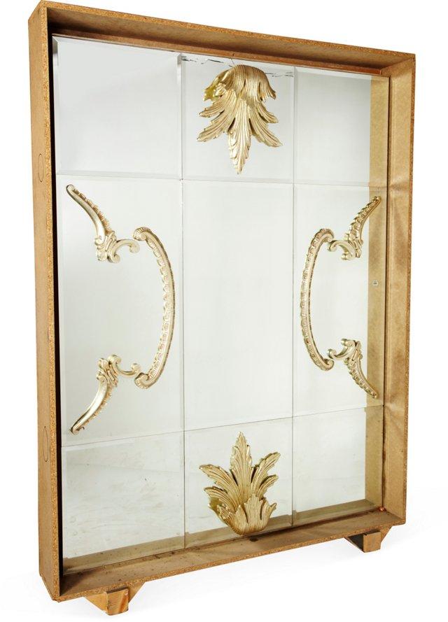3-Panel Rectangular Mirror