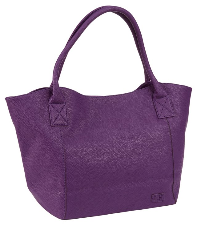 Switch Tote, Mulberry