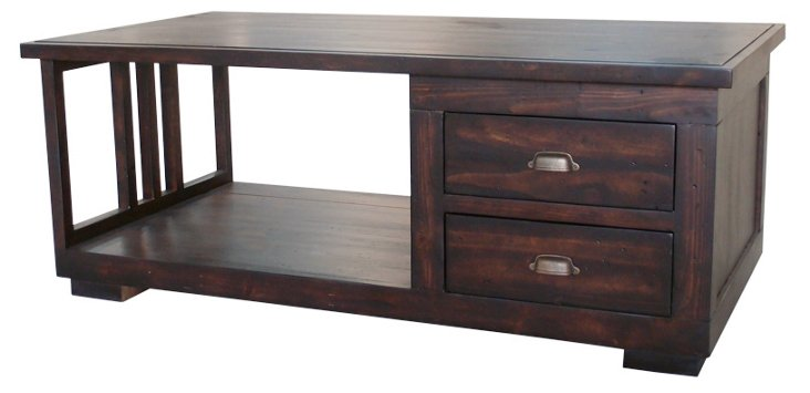 Bodie Double Sided Coffee Table