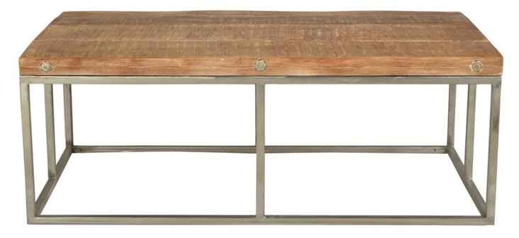 Kent Industrial Coffee Table