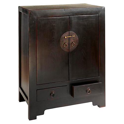 Mingla Cabinet, Black