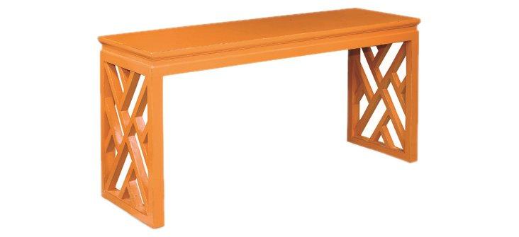 Nanette Console, Orange