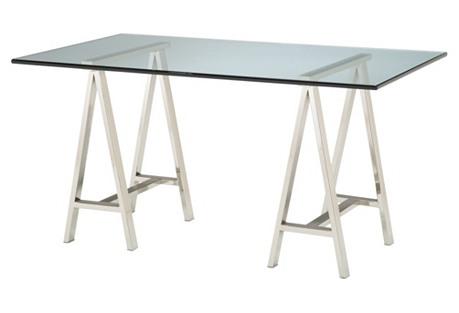 marvellous sleek modern contemporary home office desk design | Sleek Modern Desks for the Home Office Design Divine Lifestyle