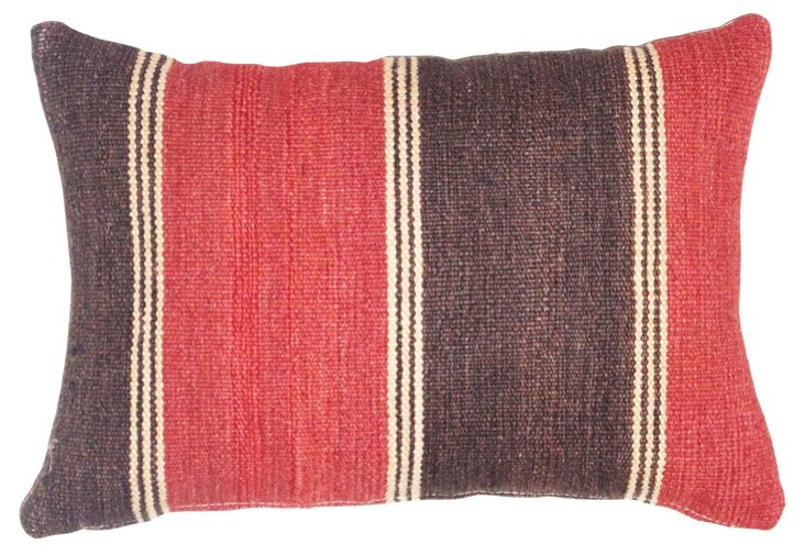 Longmont 14x20 Pillow, Brown
