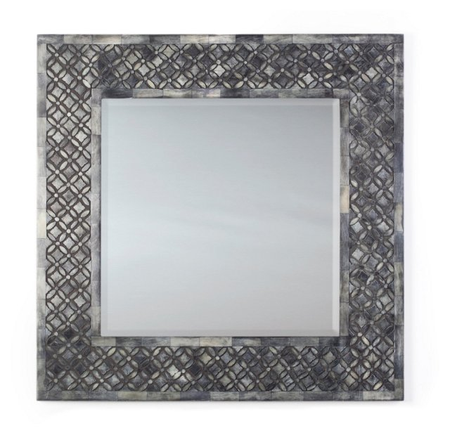 Maxwell Mirror, Gray