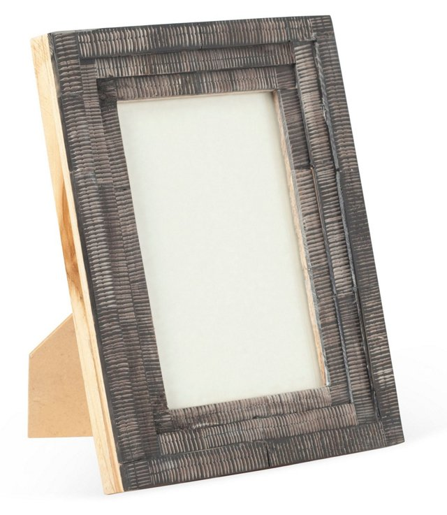 Ridge Horn Frame, 4x6, Gray