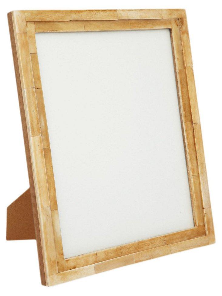 Step Bone Frame, 8x10, Tan