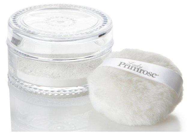 Tryst Powder Jar with Dusting Silk
