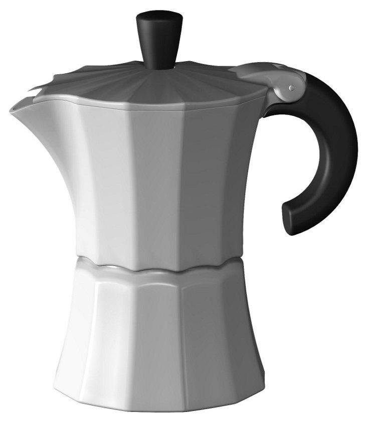Espresso Maker, White